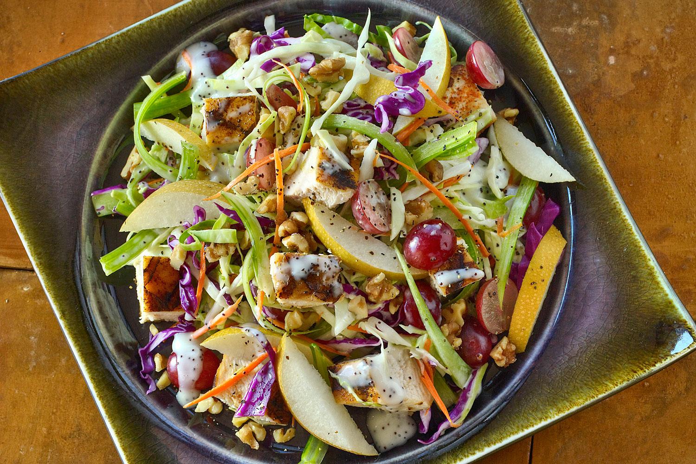 Cha Cha Chicken Salad