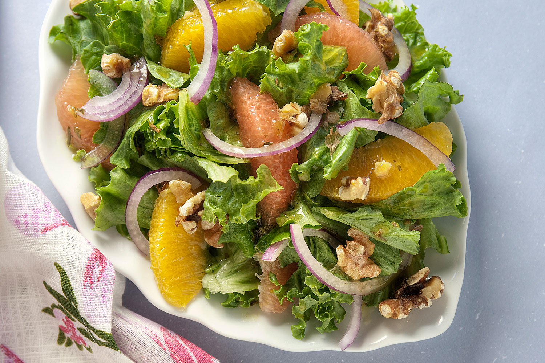 Citrus Tarragon Salad