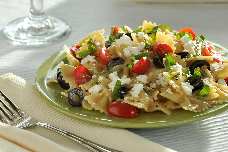 New American Pasta Salad