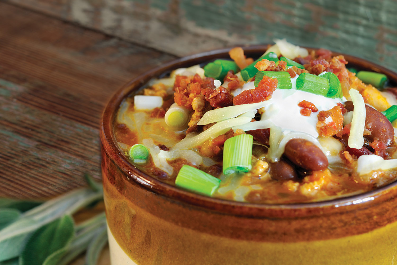 BRIANNAS Tasty Taco Soup