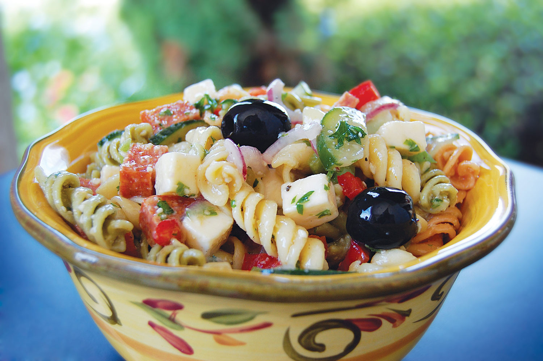Italian Pasta Salad | BRIANNAS Salad Dressings