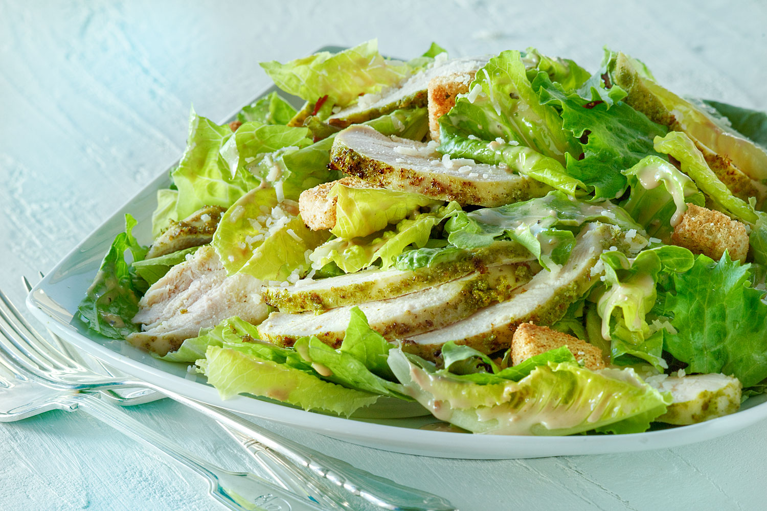 texas caesar salad romano s chicken caesar has a chicken ceasar salad ...